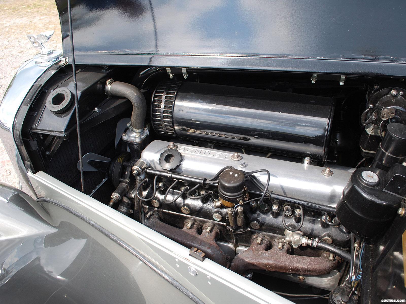 Foto 7 de Bentley Mark VI Drophead Coupe by Park Ward 1949