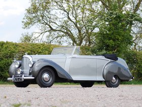 Ver foto 6 de Bentley Mark VI Drophead Coupe by Park Ward 1949