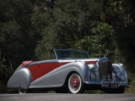 Ver foto 5 de Bentley Mark VI Drophead Coupe by Park Ward 1949