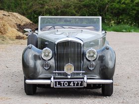 Ver foto 4 de Bentley Mark VI Drophead Coupe by Park Ward 1949