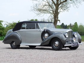 Ver foto 1 de Bentley Mark VI Drophead Coupe by Park Ward 1949