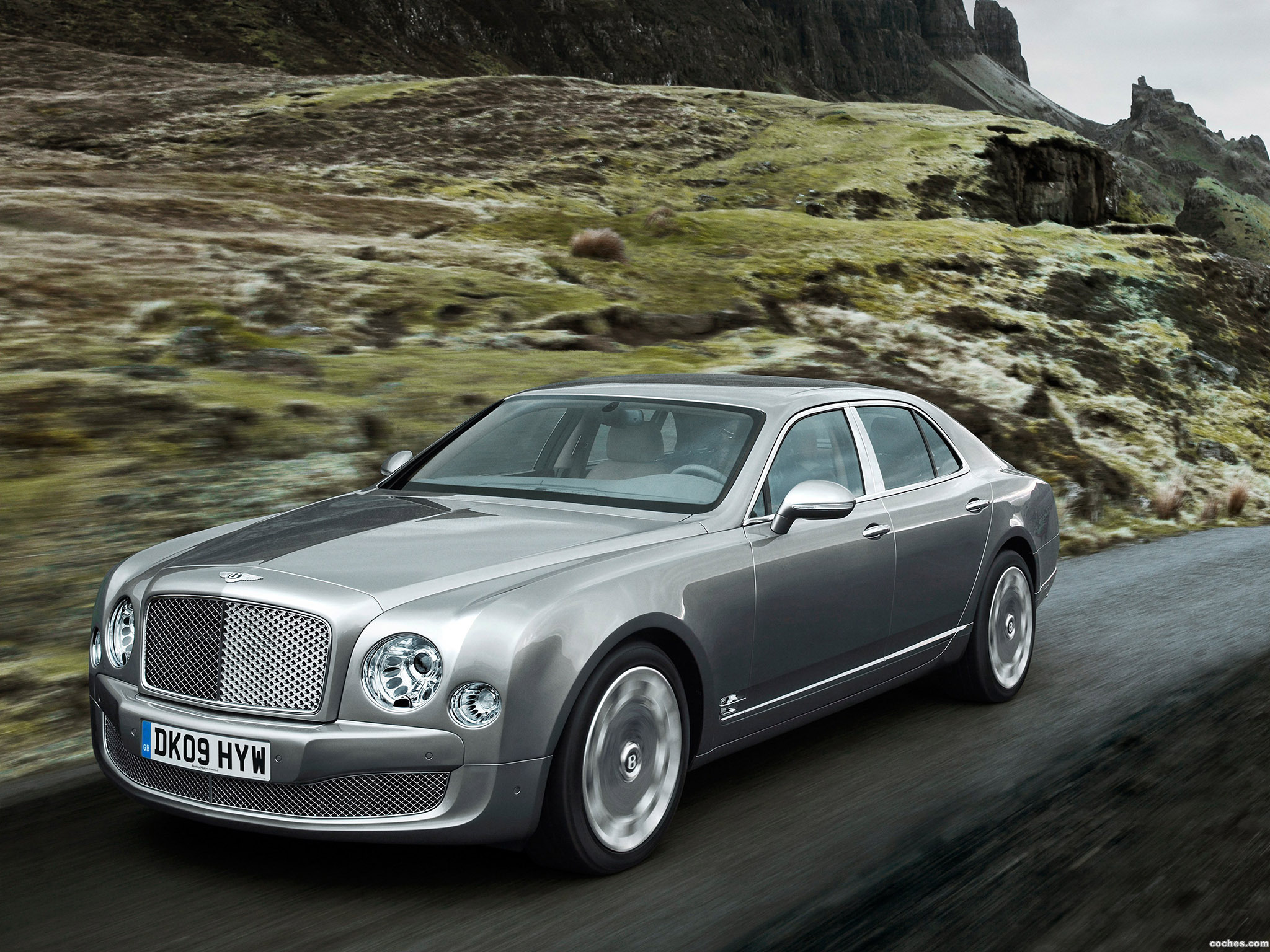 Foto 0 de Bentley Mulsanne 2010