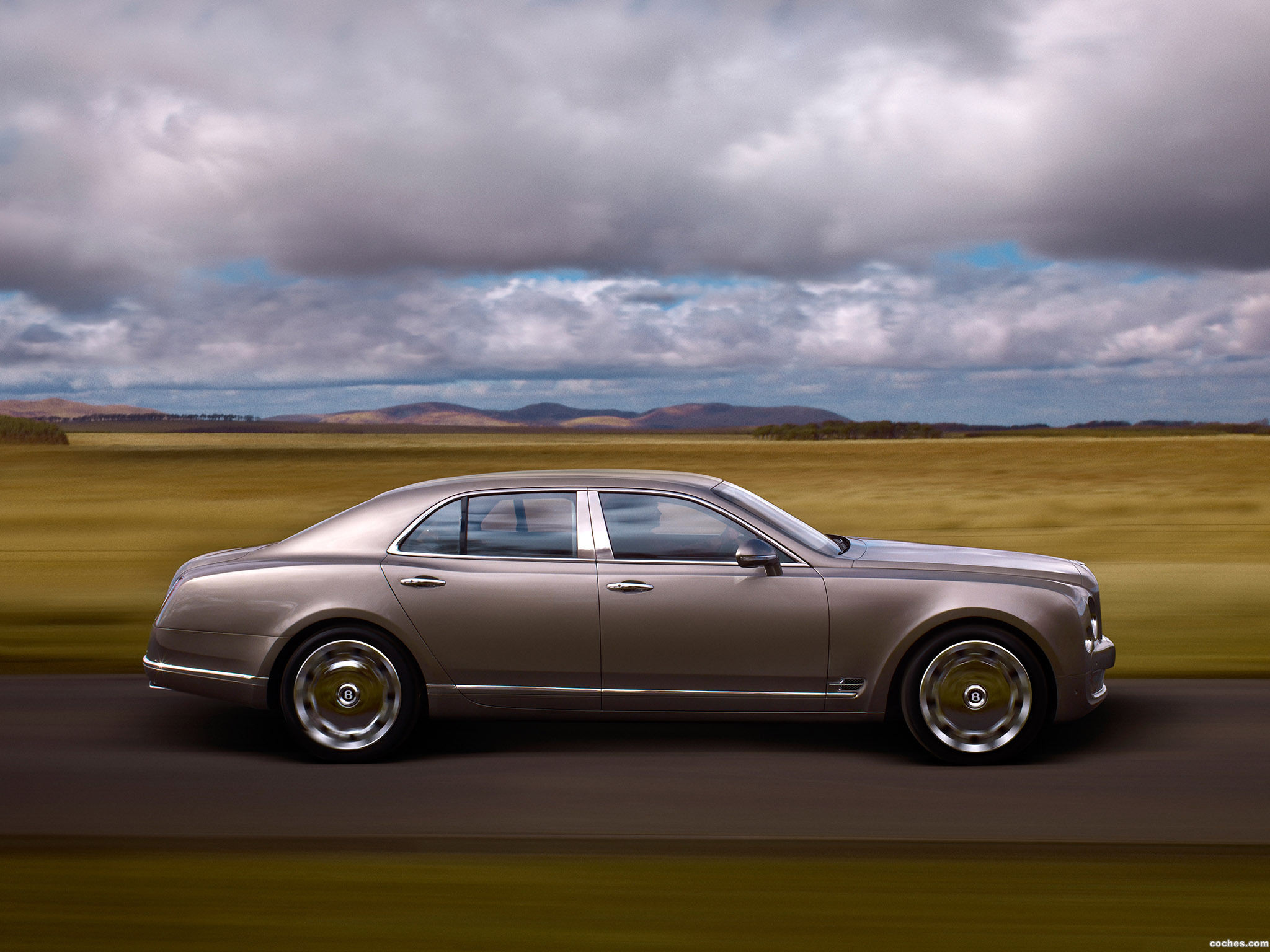 Foto 24 de Bentley Mulsanne 2010