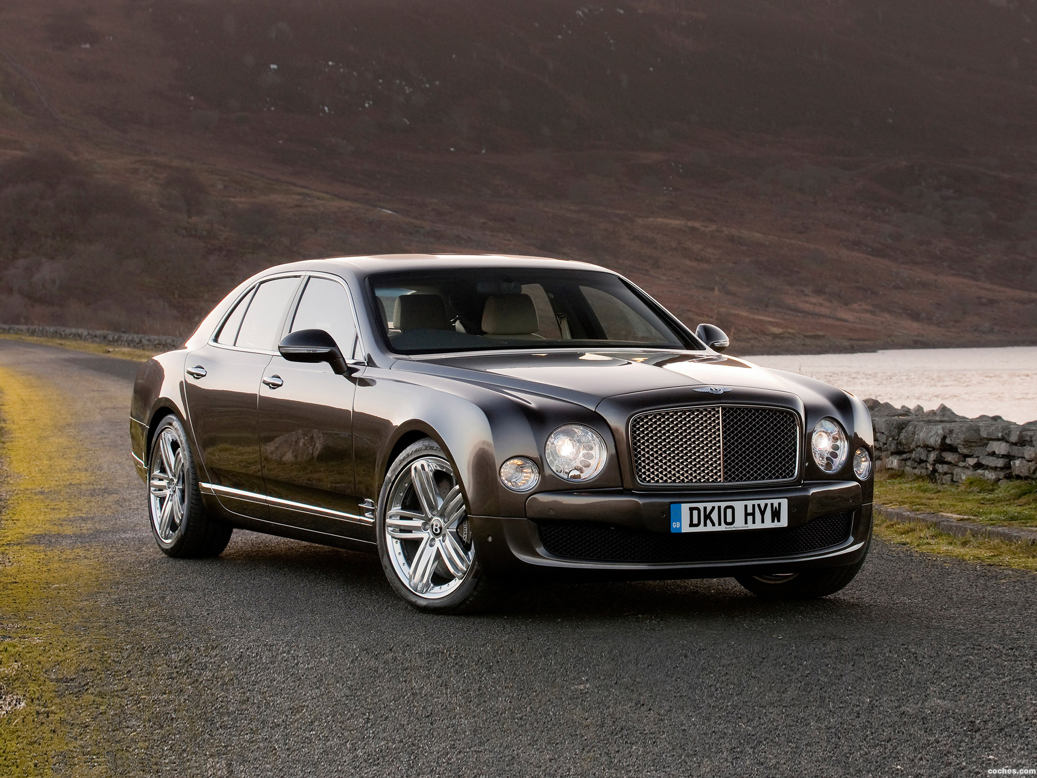 Foto 23 de Bentley Mulsanne 2010