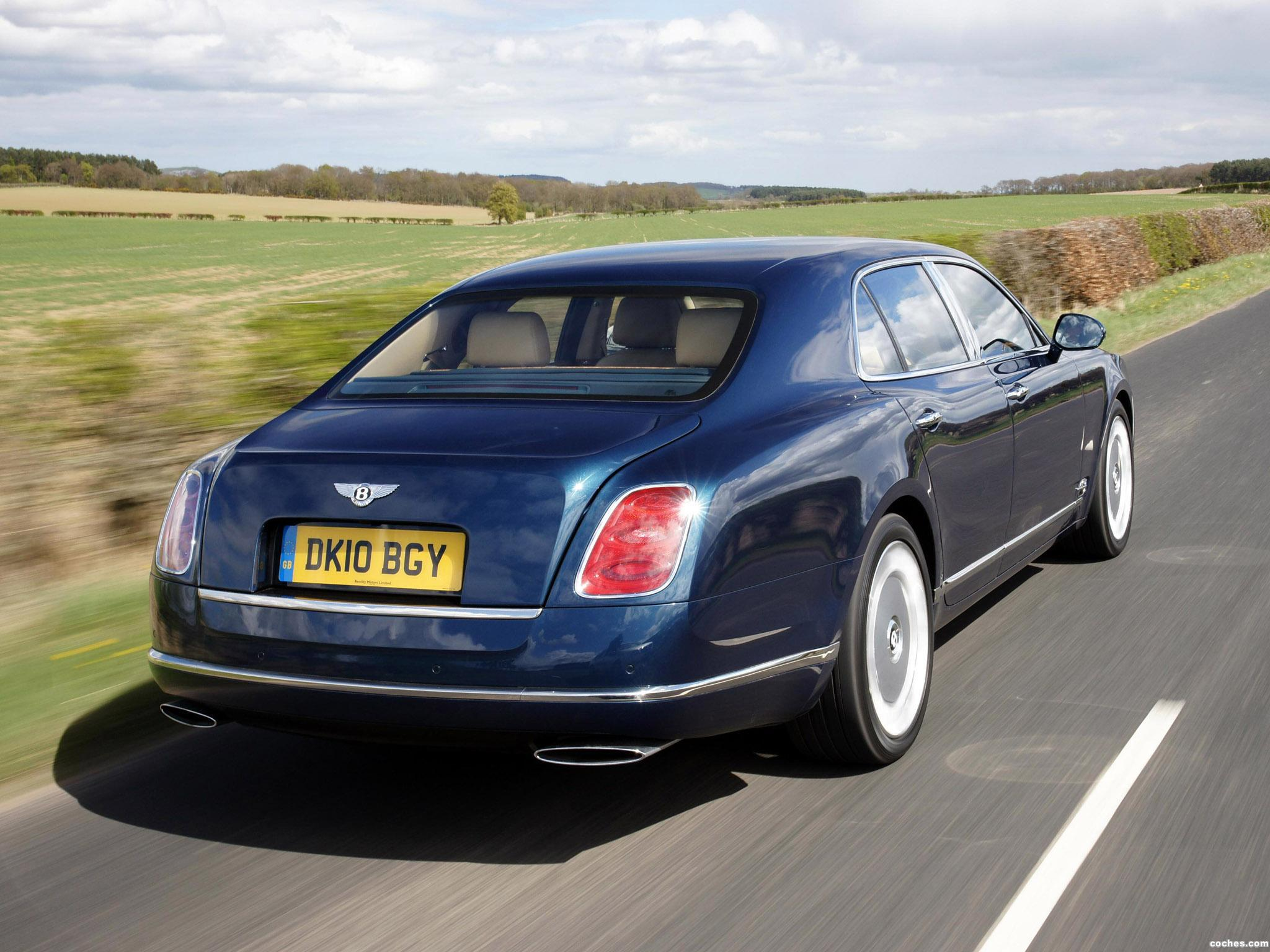 Foto 42 de Bentley Mulsanne 2010