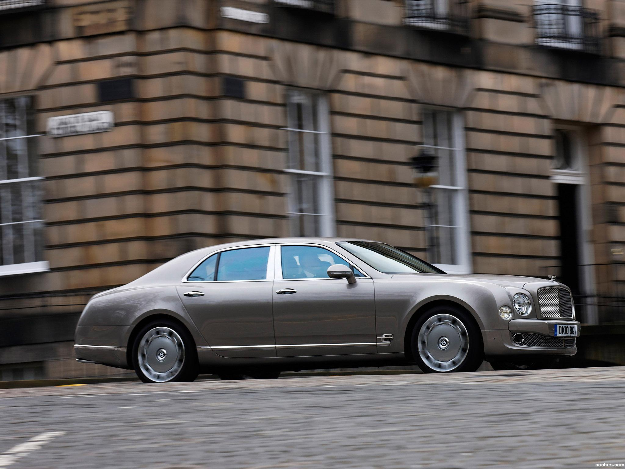 Foto 32 de Bentley Mulsanne 2010
