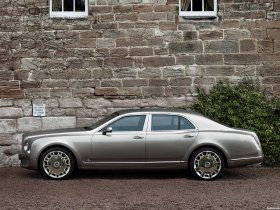 Ver foto 8 de Bentley Mulsanne 2010