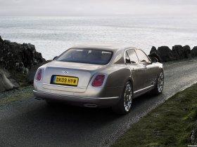 Ver foto 3 de Bentley Mulsanne 2010
