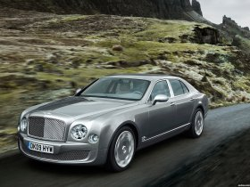 Fotos de Bentley Mulsanne 2010