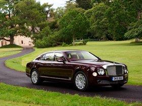 Ver foto 45 de Bentley Mulsanne 2010