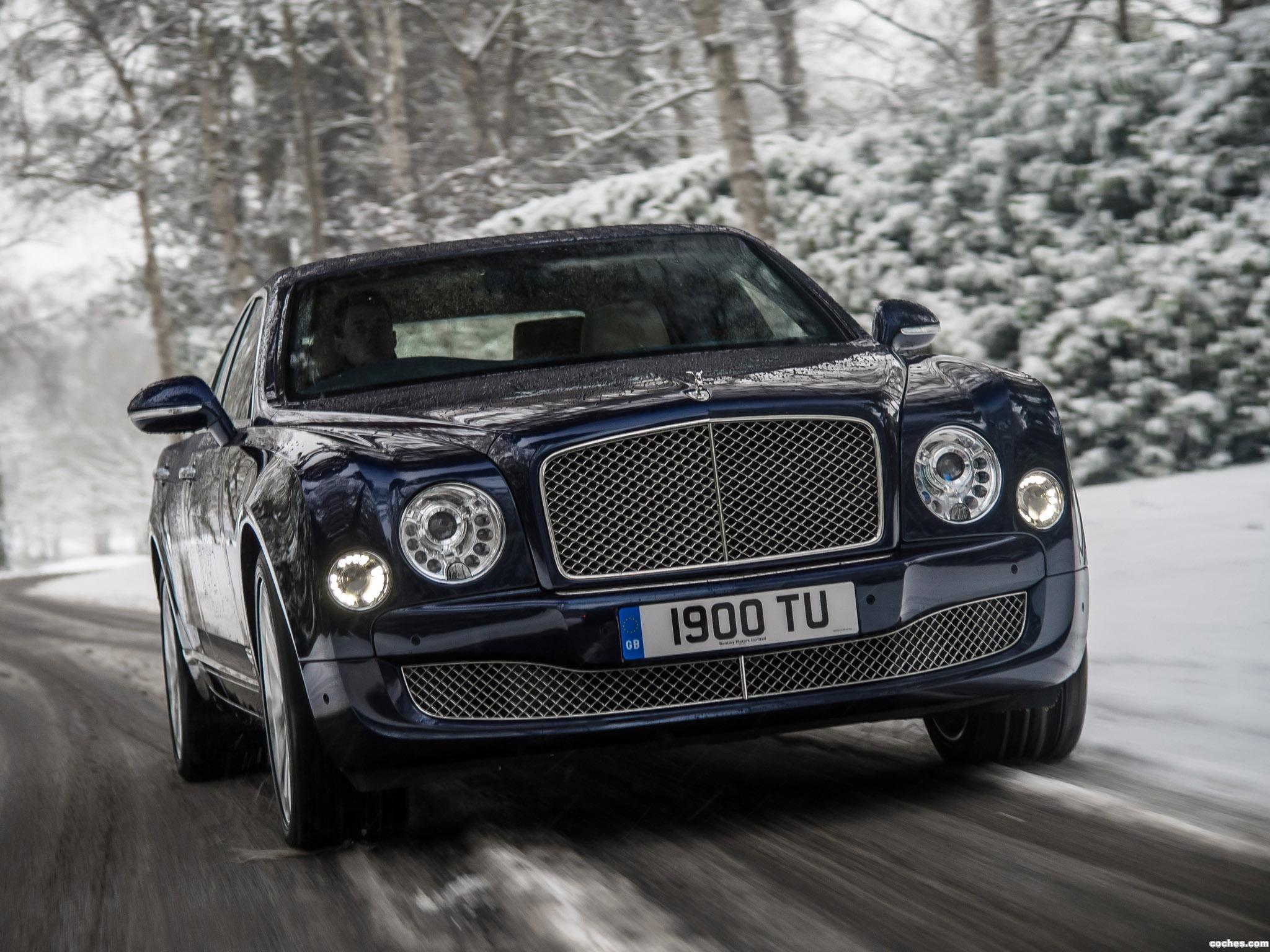 Foto de BENTLEY Mulsanne