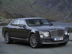 Ver foto 3 de Bentley Mulsanne 2013