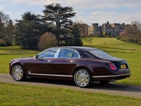Ver foto 2 de Bentley Mulsanne Diamond Jubilee 2012