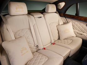 Ver foto 10 de Bentley Mulsanne Diamond Jubilee 2012