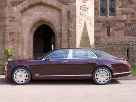 Ver foto 8 de Bentley Mulsanne Diamond Jubilee 2012