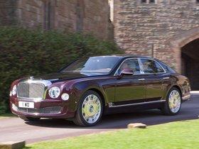 Ver foto 7 de Bentley Mulsanne Diamond Jubilee 2012