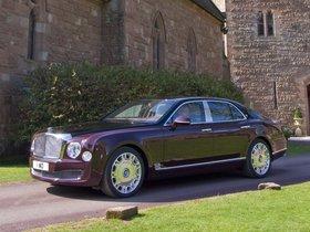 Ver foto 6 de Bentley Mulsanne Diamond Jubilee 2012