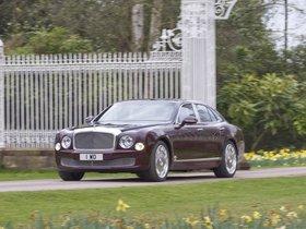 Ver foto 4 de Bentley Mulsanne Diamond Jubilee 2012