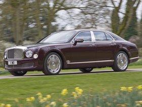 Ver foto 3 de Bentley Mulsanne Diamond Jubilee 2012