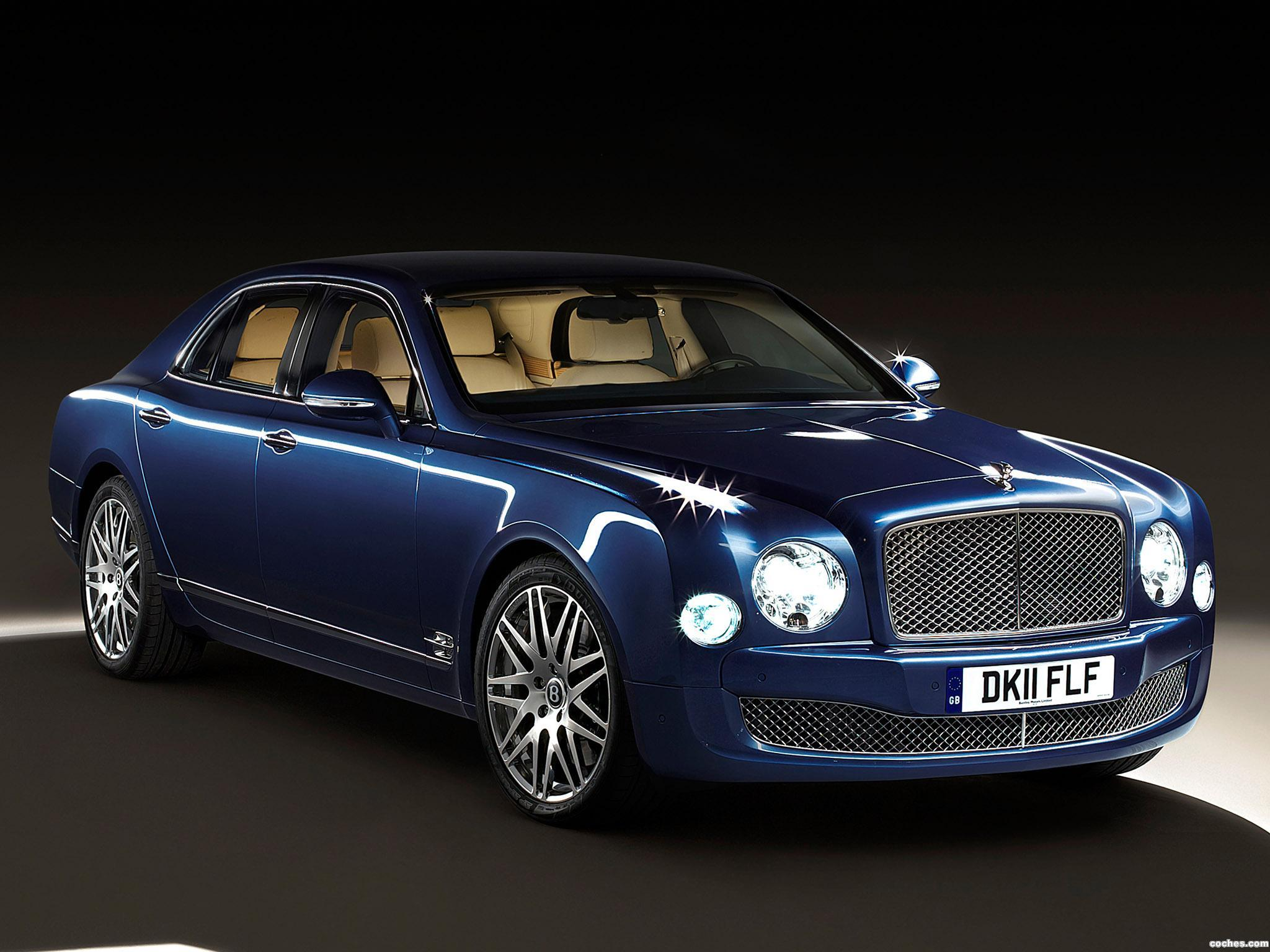 Foto 0 de Bentley Mulsanne Executive Interior 2012