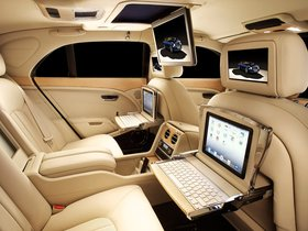 Ver foto 5 de Bentley Mulsanne Executive Interior 2012