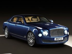 Ver foto 1 de Bentley Mulsanne Executive Interior 2012