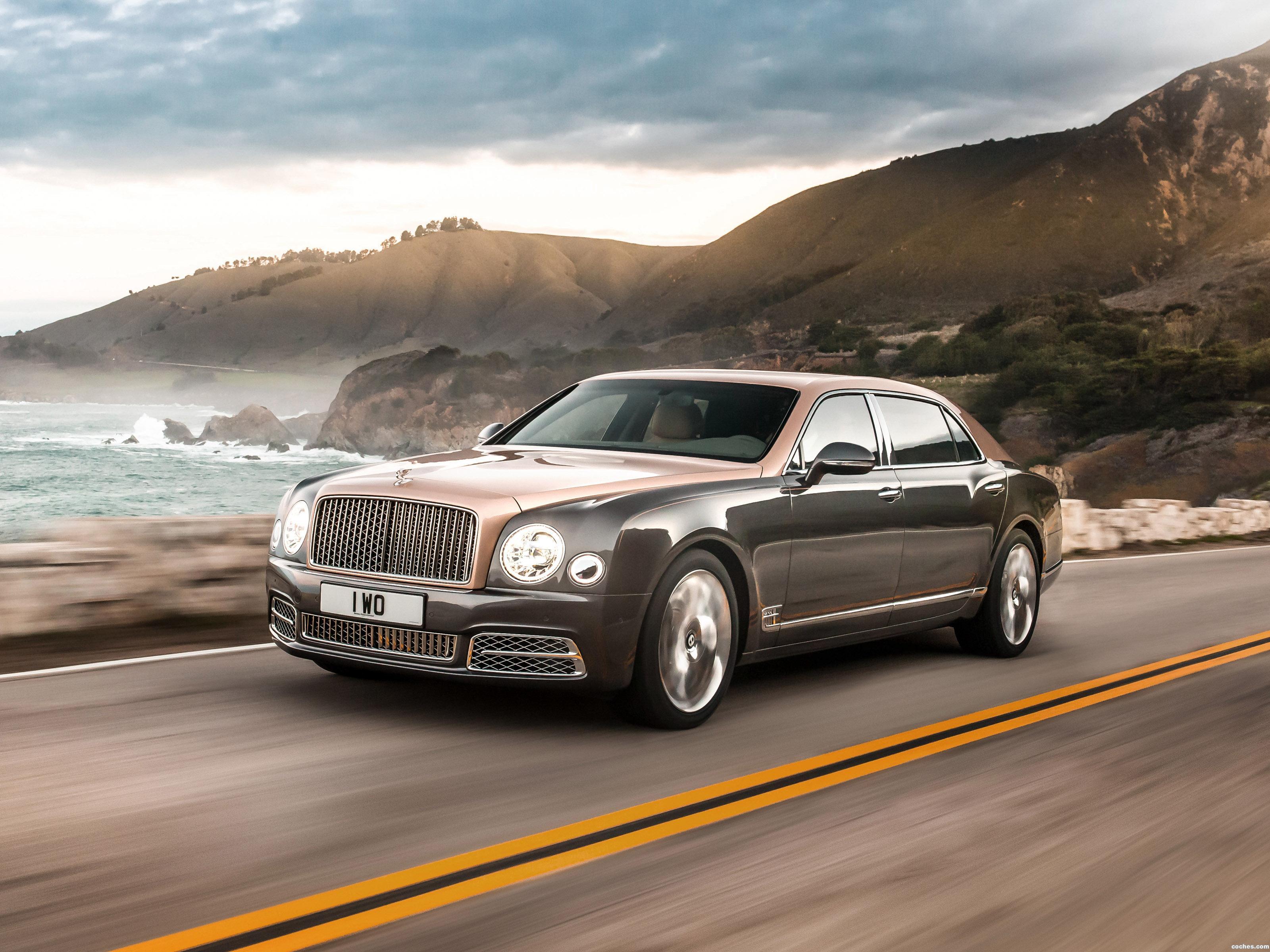 Foto 6 de Bentley Mulsanne Extended Wheelbase 2016