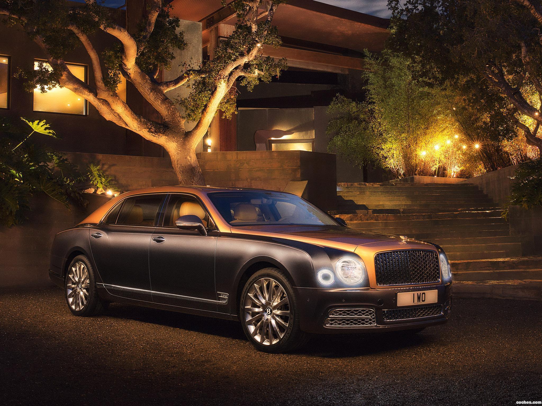 Foto 4 de Bentley Mulsanne Extended Wheelbase 2016
