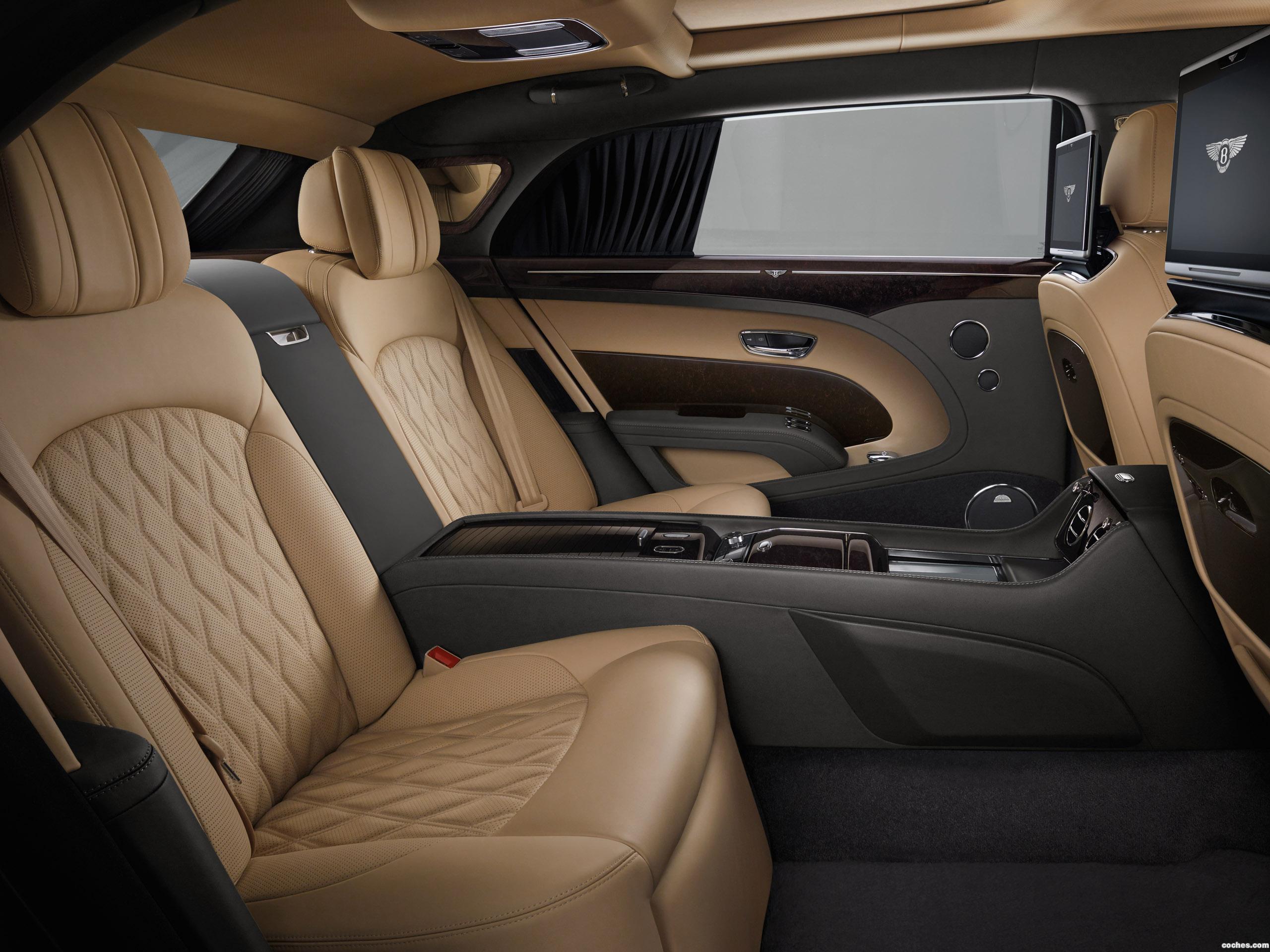 Foto 18 de Bentley Mulsanne Extended Wheelbase 2016