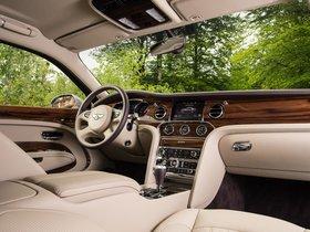 Ver foto 21 de Bentley Mulsanne Extended Wheelbase 2016