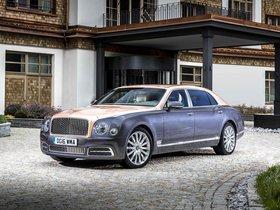 Ver foto 12 de Bentley Mulsanne Extended Wheelbase 2016