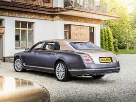 Ver foto 11 de Bentley Mulsanne Extended Wheelbase 2016