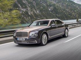 Ver foto 10 de Bentley Mulsanne Extended Wheelbase 2016
