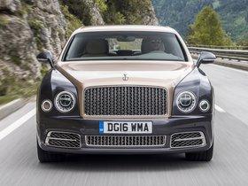 Ver foto 9 de Bentley Mulsanne Extended Wheelbase 2016