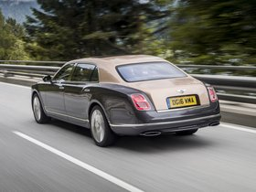 Ver foto 8 de Bentley Mulsanne Extended Wheelbase 2016