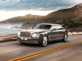Ver foto 7 de Bentley Mulsanne Extended Wheelbase 2016