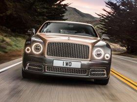 Ver foto 6 de Bentley Mulsanne Extended Wheelbase 2016