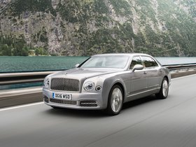 Fotos de Bentley Mulsanne Extended Wheelbase 2016