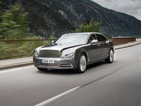 Ver foto 15 de Bentley Mulsanne Extended Wheelbase 2016