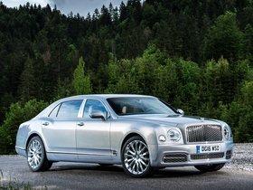Ver foto 13 de Bentley Mulsanne Extended Wheelbase 2016