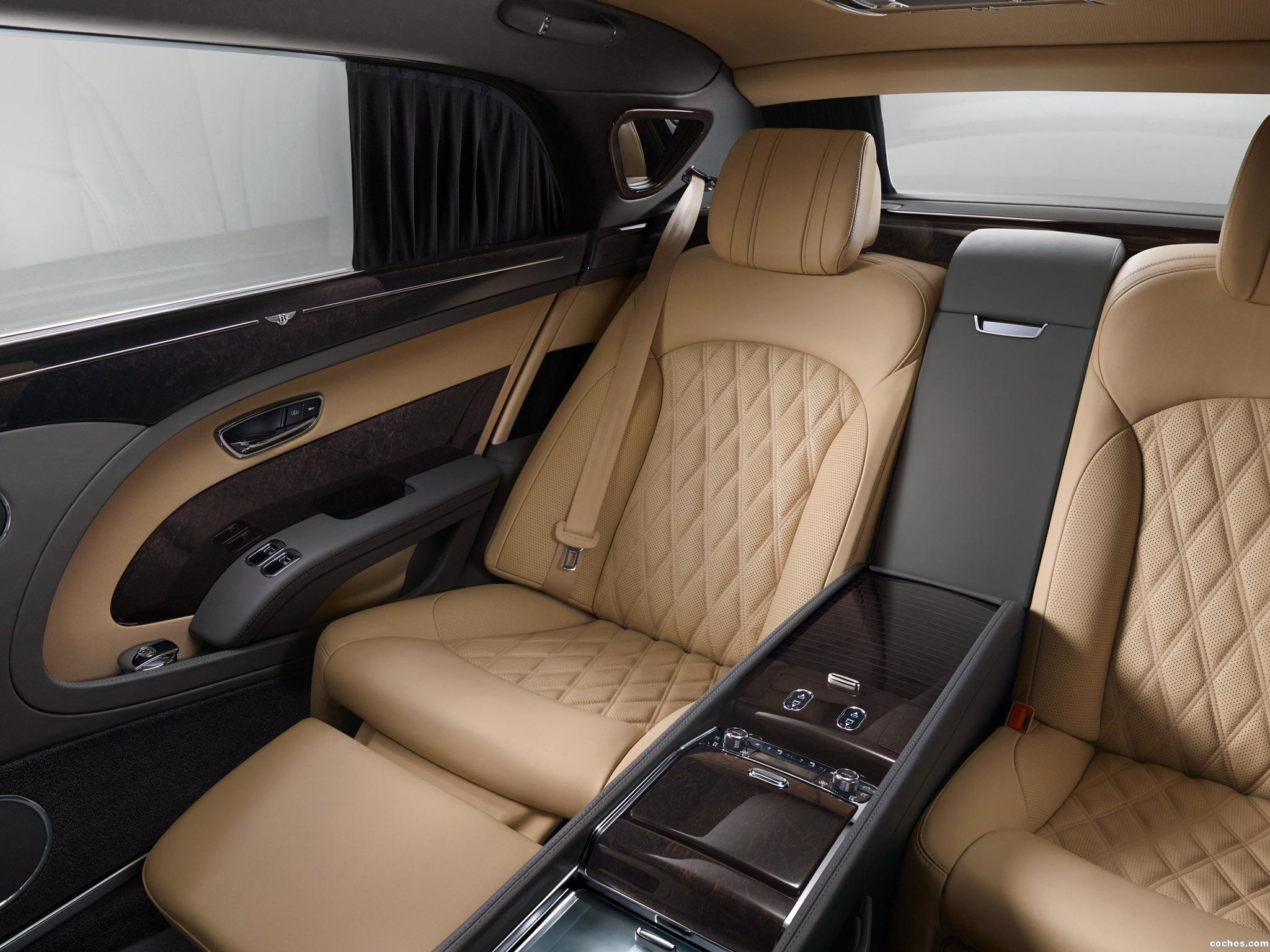 Foto 5 de Bentley Mulsanne Extended Wheelbase First Edition 2016
