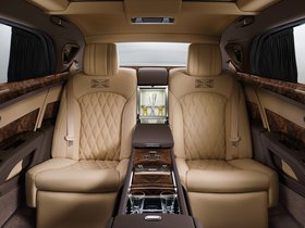 Ver foto 7 de Bentley Mulsanne Extended Wheelbase First Edition 2016