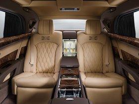 Ver foto 7 de Bentley Mulsanne Extended Wheelbase First Edition 2016