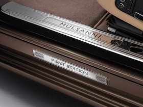 Ver foto 4 de Bentley Mulsanne Extended Wheelbase First Edition 2016