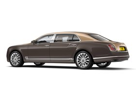 Ver foto 2 de Bentley Mulsanne Extended Wheelbase First Edition 2016