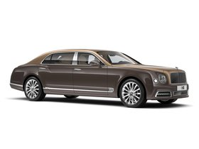 Fotos de Bentley Mulsanne Extended Wheelbase First Edition 2016