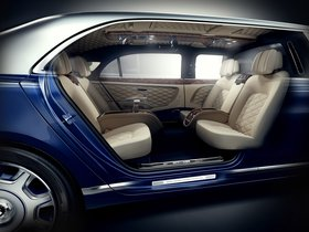 Ver foto 4 de Bentley Mulsanne Grand Limousine by Mulliner 2016