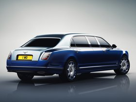 Ver foto 3 de Bentley Mulsanne Grand Limousine by Mulliner 2016