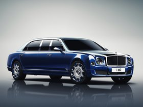 Ver foto 1 de Bentley Mulsanne Grand Limousine by Mulliner 2016