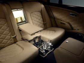 Ver foto 10 de Bentley Mulsanne Mulliner 2012